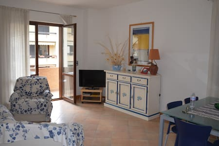 Cozy flat, close to harbour! - Porto Ercole - Apartament
