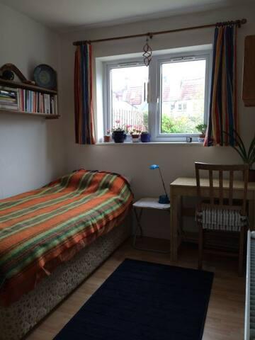 Lovely single room ground floor