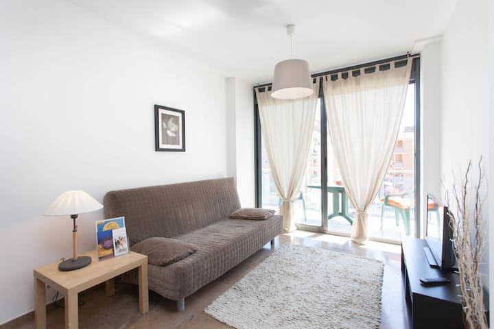 Big Apartment for 8 in Lloret