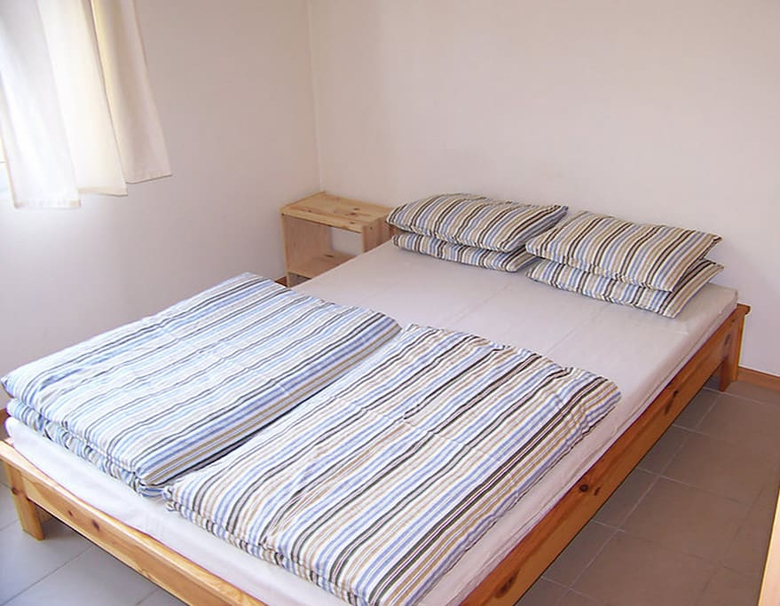 We provide beddings for all the guests