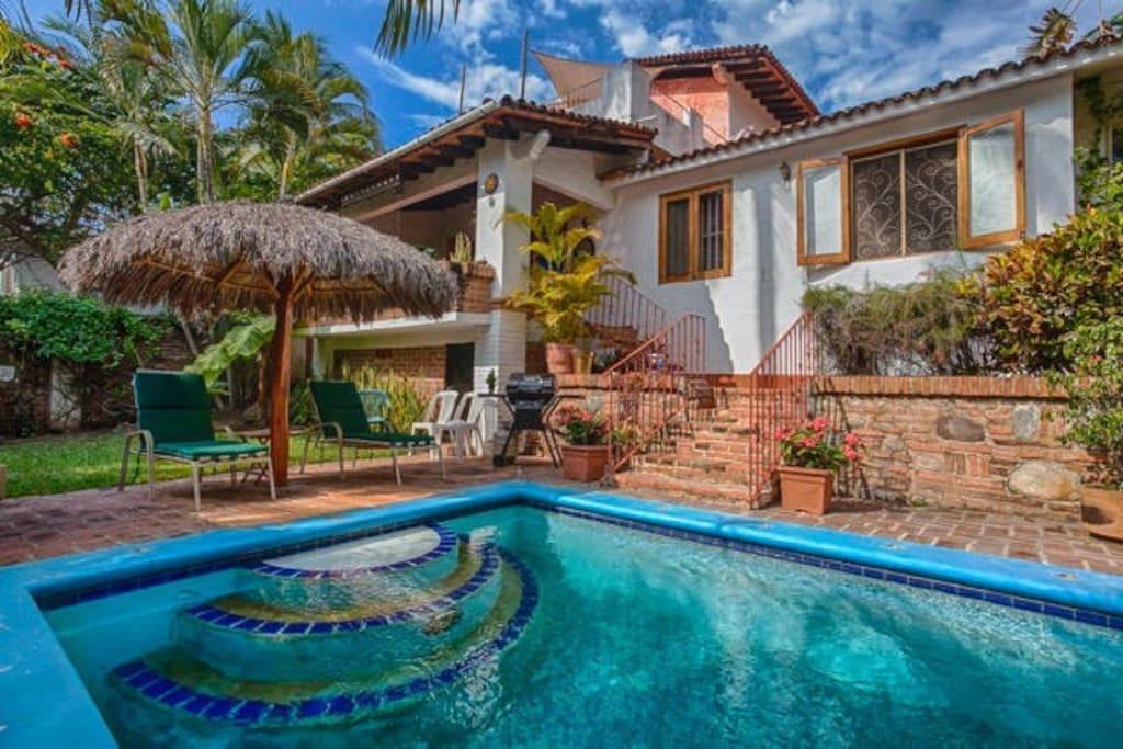 Bucerias Beach House Rentals