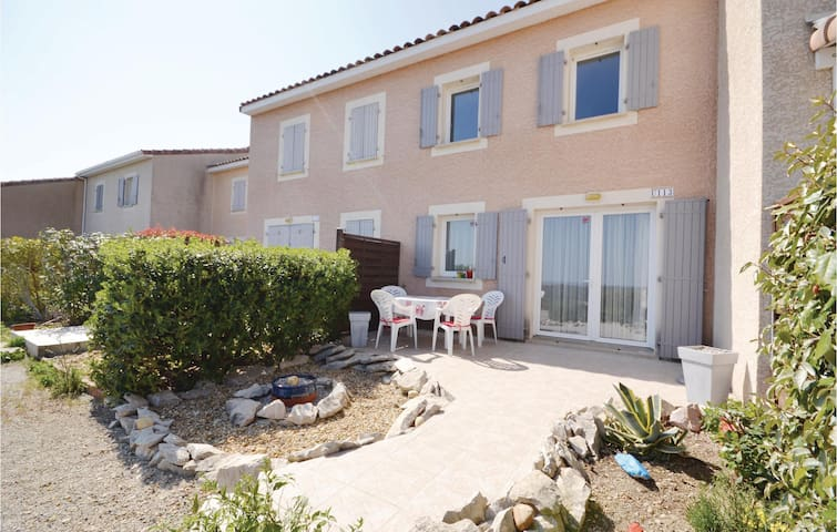 Terraced house with 2 bedrooms on 40m² in Calvisson