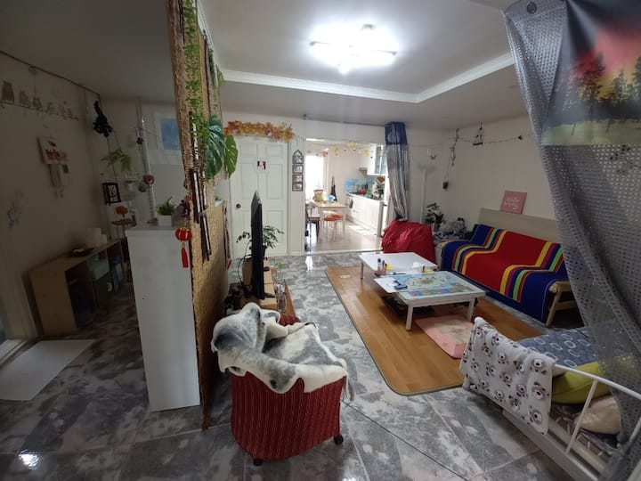 Jeju Home2.제주 홈2:개인실.Private room& Best  Location