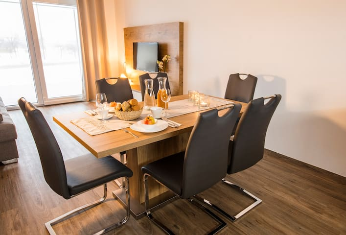 family-friendly apartments in Moravske Toplice - Moravske Toplice - Wohnung