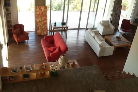 EXCELLENT 225m2 LOFT in PINE and OLIVE TREES - Bodrum - Hus