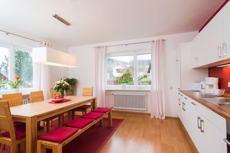 Ferienwohnungen Obstgarten(t)räume - Apartamento