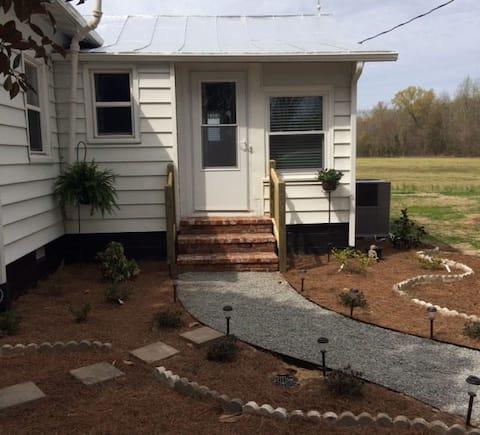 The Hardison House-