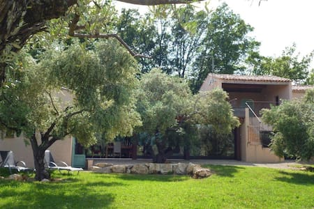 Spacious villa in Provence - Callian