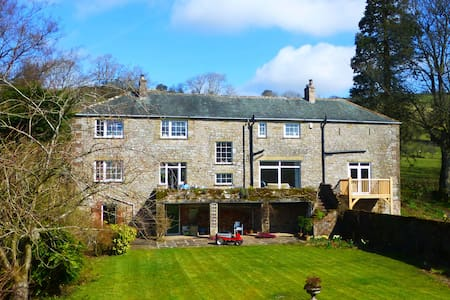 Private suite in country house - Uldale