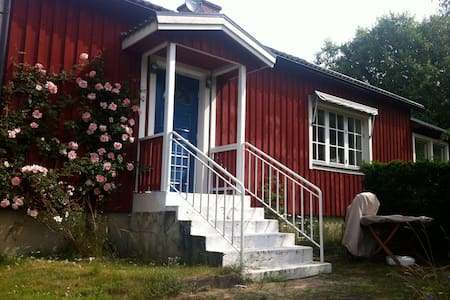 Holiday house 2 hours from Cph - Hässleholm - Kabin