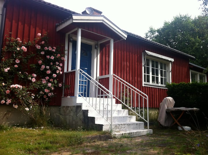 Holiday house 2 hours from Cph