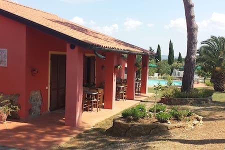 App.Sauvignon in Agriturismo - Suvereto - Wohnung