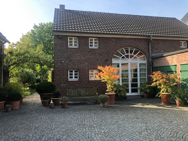 Denkmalgeschützte Scheune - Wohnen auf 120qm