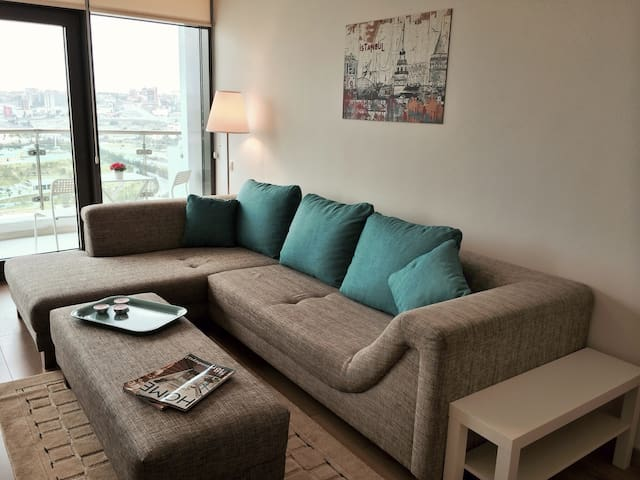 Residence at Mall of Istanbul  - Istanbul - Appartement