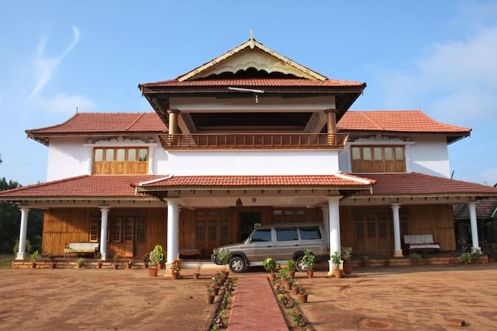 Your dream holiday in a family home - Palakkad - (ukendt)