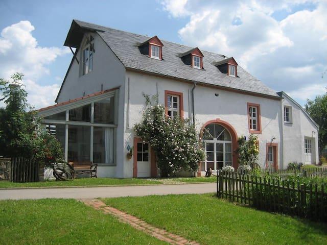 """Tagungs-und Ferienhaus """"Die Mühle"""" - Hentern - Maison"""