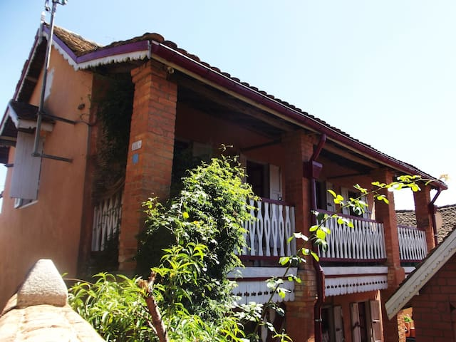 Traditional Betsileo house