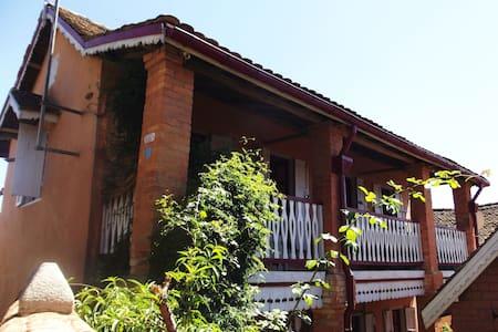 Traditional Betsileo house