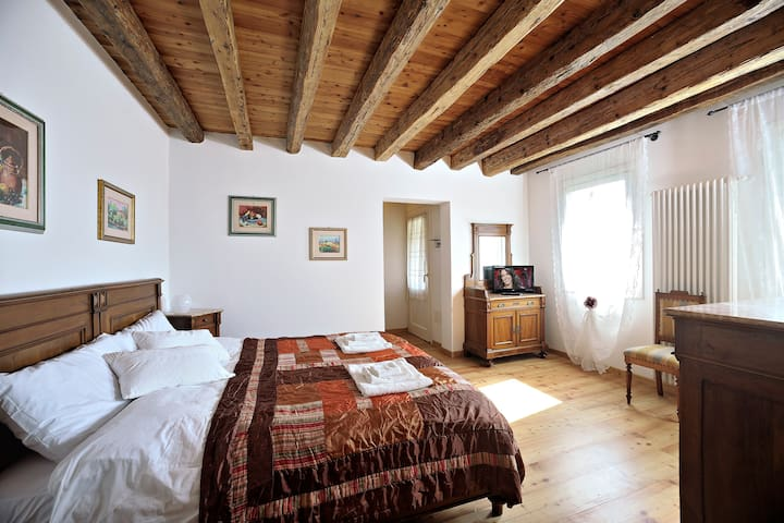 SUITE IN COUNTRY HOUSE - vascon di carbonera