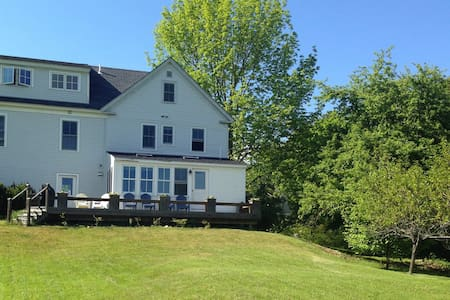 Lovingly Restored Farmhouse near Blue Hill Bay - Blue Hill