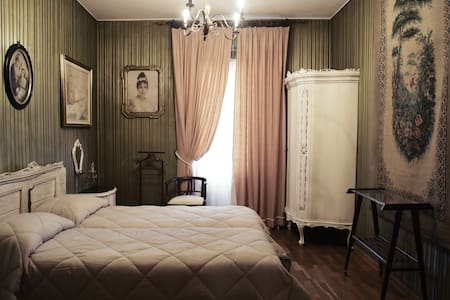 B&B In Centro, Iseo, Suite Cosmos - Iseo - Bed & Breakfast