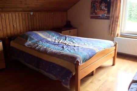 Chambres confortables dans la campagne namuroise - Gesves - 其它