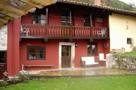 Casa con encanto en el corazón de Asturias - Appartement