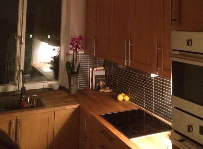 Fresh and cozy 2 room apartment - Estocolm - Pis