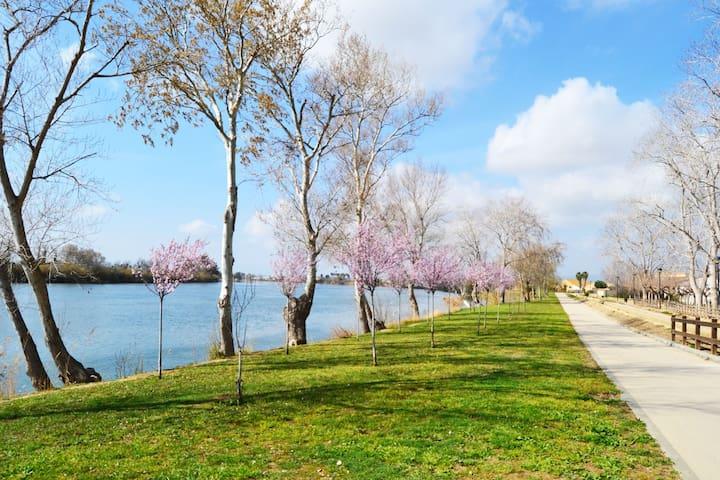 Alojamiento Delta del Ebro - Lo Riu