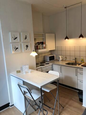 Studio lejlighed Nedergade 40 St th i Odense C