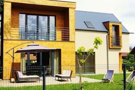 LasPlaża - komfortowy dom dla 8 osób - Kopalino
