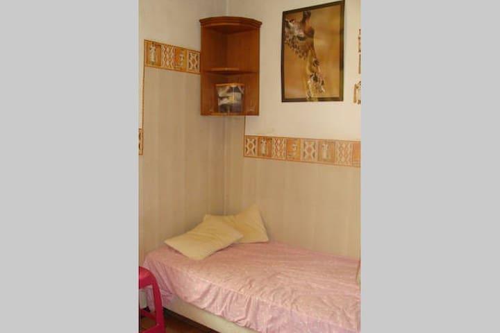 Séjour alsacien dans un f2 - Mulhouse - Appartement