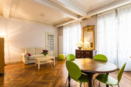 55 sqm apartment downtown Grenoble