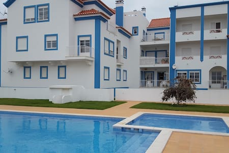 Baleal Terrace  in Condo with Pool+BBQ+Tennis