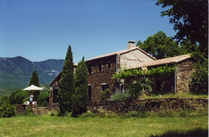 Le Planet de Campelle - Le Vigan - Casa
