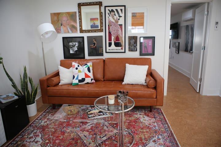 Modern Mid-City Suite