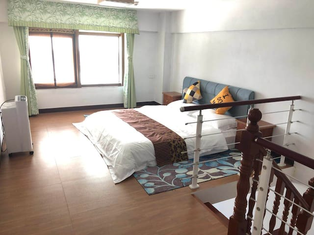 (柏林)白龟湖畔附近观湖精装公寓203室
