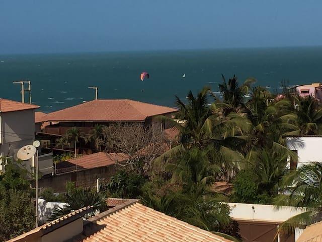 Apartamento com visual panoramico. - Canoa Quebrada - อพาร์ทเมนท์