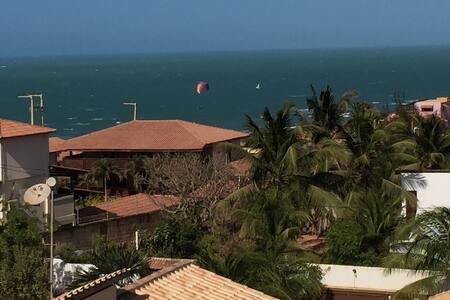 Apartamento com visual panoramico. - Canoa Quebrada - Lägenhet