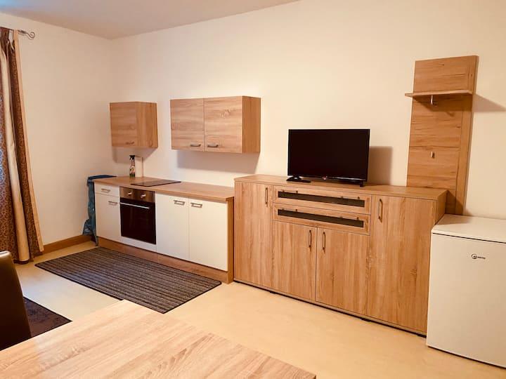 Wohnung mit 2 Schlafzimmern und Küche 5 Personen