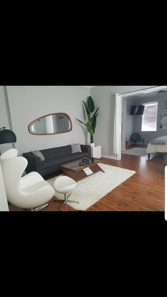 Living room (middle of the flat)