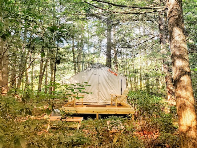 Tentrr Signature - Living Water Campsites: Mossy Acres 1