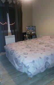 chambre dans jolie maison neuve au calme - Romorantin-Lanthenay