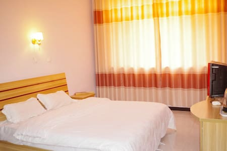 Kings Size double bedroom - Chengde - Guesthouse