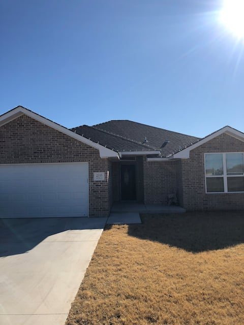 Brand new comfortable home in a great neighborhood