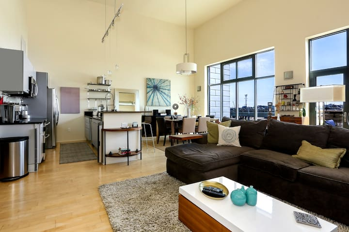Downtown Denver Loft in Union Station North
