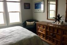Queen Bedroom large dresser.