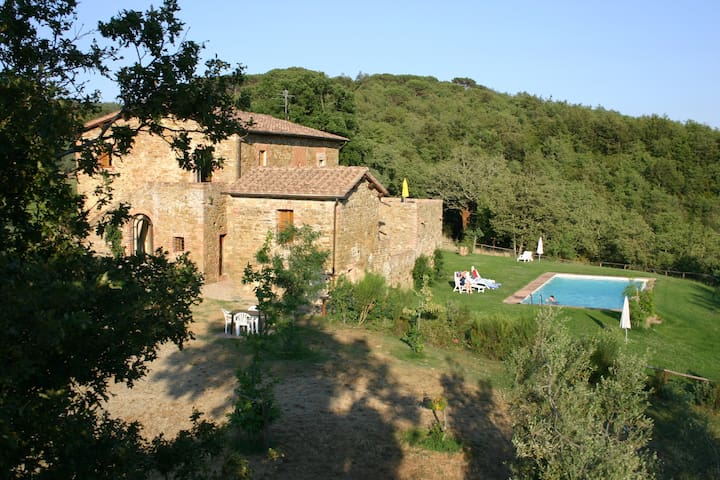 appartamento quercia - Castelnuovo Berardenga - Lägenhet