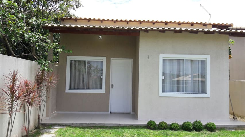 Linda casa em Iguaba Grande - Nova! - Iguaba Grande - House