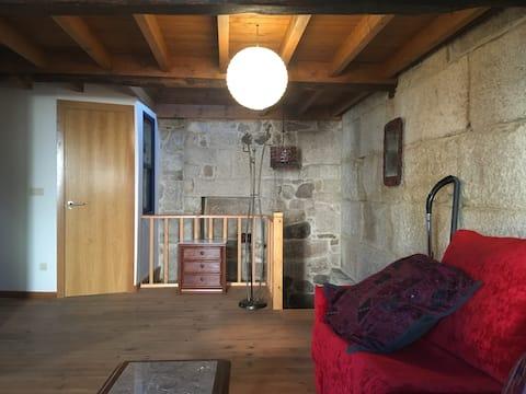 Preciosa vivenda en Barrio Xudeu de Ribadavia
